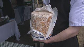 UK: cheese rolling drama in Stilton