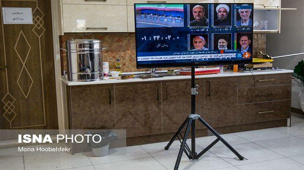 کارزار انتخابات ریاست جمهوری ایران؛ رئیسی و میرسلیم در سفر استانی