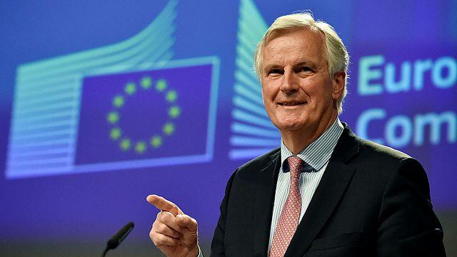"""Barnier: """"Las negociaciones del brexit no serán rápidas ni indoloras"""""""