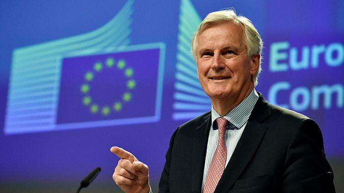 Barnier Brexit müzakereleri konusunda detaylı bilgi verdi