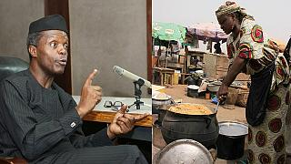 Is the Jollof rice war over? Nigerian Vice President assumes conquest