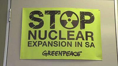 Nucléaire russe: Prétoria fera appel