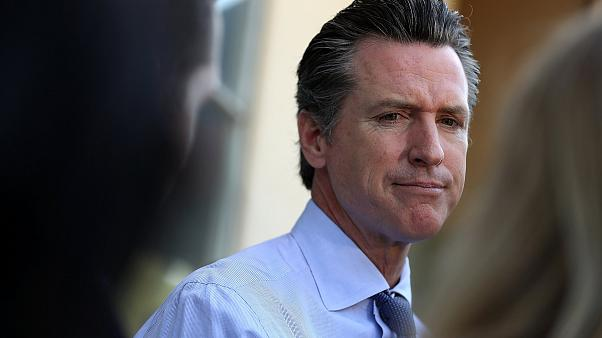 Image: California Gov. Gavin Newsom