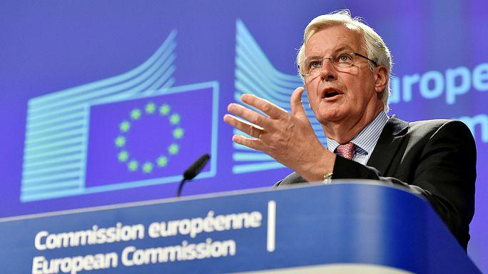 """Bruselas fija las prioridades en las """"difíciles negociaciones del brexit"""""""