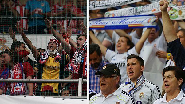 Real ve Atletico Madrid arasındaki ezeli rekabete bir bakış