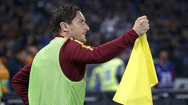 """Roma, Monchi congeda Totti: """"E' la sua ultima stagione da giocatore"""""""