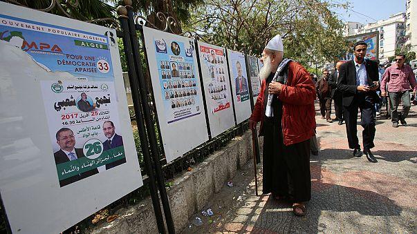 """""""Voto"""" na abstenção deverá voltar a revelar a ausência de alternativas políticas na Argélia"""