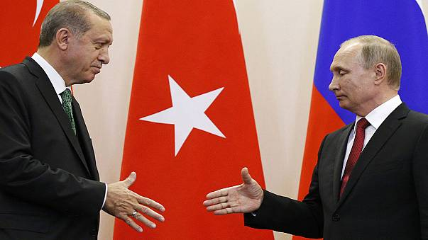 """Russia-Turkey relations have """"fully recovered"""" - Putin"""