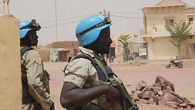 Mali/attaque contre l'ONU à Tombouctou : un mort non identifié,9 Casques bleus blessés