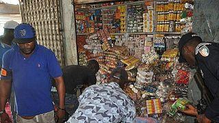 Côte d'Ivoire : démolition du marché Roxy, le plus grand de faux médicaments à Abidjan