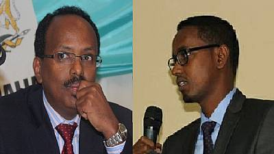 Somali President terminates Ethiopia visit to mourn his youngest minister