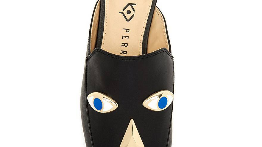 "Image: ""The Rue Slip On Loafer"" from the Katy Perry brand."