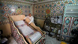 World's largest handwritten Quran: Self-educated Egyptian aims for record