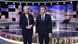 Apre débat et attaque en règle : Le Pen-Macron à J-4
