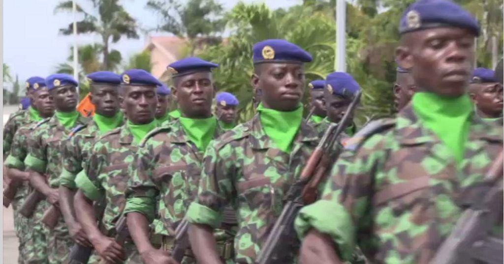 Ivory Coast Sends Troops To Mali