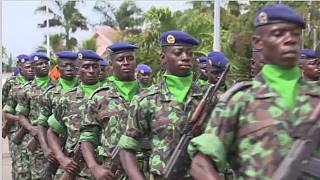 Ivory Coast sends troops to Mali
