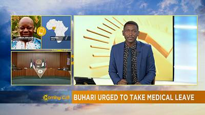 President Buhari urged to take medical leave [The Morning Call]