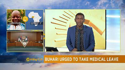 Nigeria : le président Buhari appelé à se reposer