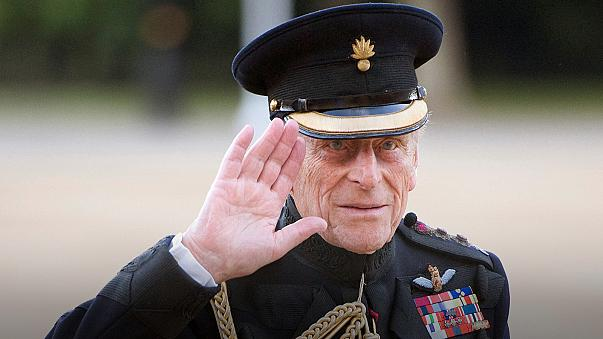 UK's Prince Philip to stop public engagements from autumn