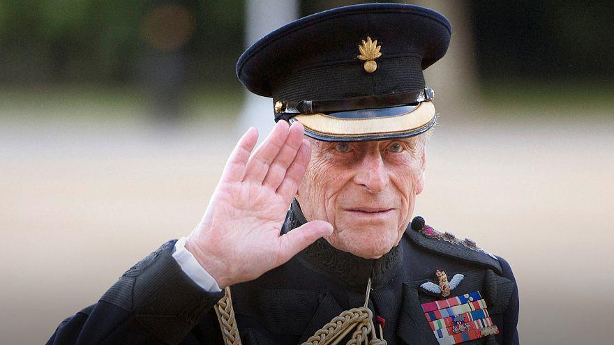 Герцог Эдинбургский уйдет на пенсию в 96 лет