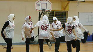 کمیته مرکزی فدراسیون جهانی بسکتبال با پوشش اسلامی زنان در مسابقات موافقت کرد