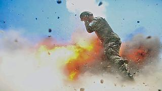Afghanistan: U.S. army photographer captures blast that killed her and four others