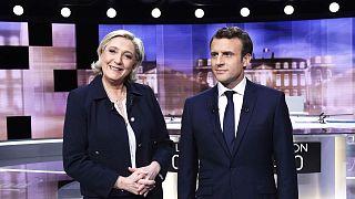 Intox en pagaille dans le débat présidentiel Le Pen-Macron