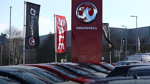 Britanya'da otomobil satışları nisanda geriledi
