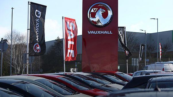 Великобритания: резкое падение продаж автомобилей