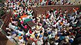 اعتقال ثلاثة رجال في الهند بتهمة ضرب رجل مسلم حتى الموت