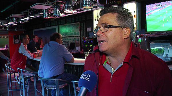 Portugiesen in Frankreich: Unentschieden, wie so viele
