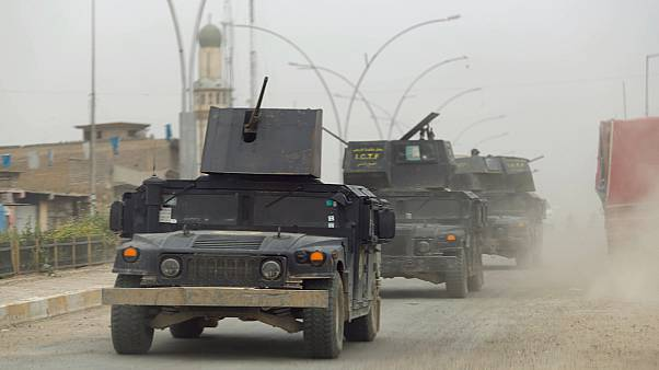 Las fuerzas iraquíes abren un nuevo frente para recuperar el control de Mosul