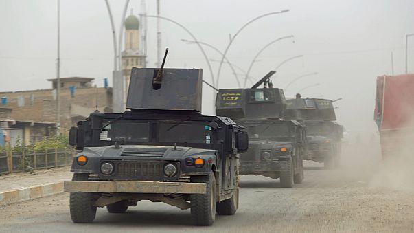 Musul'da IŞİD'e karşı yeni bir cephe açıldı