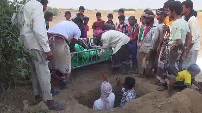 ONGs exigem cessar-fogo para dar trégua à fome no Iémen