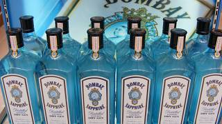 Canada orders recall of too-strong Bombay Sapphire gin
