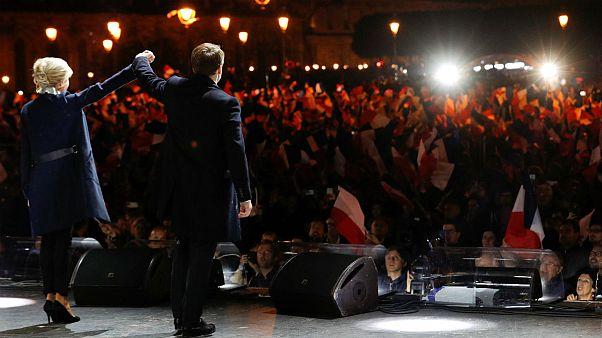 Emmanuel Macron, le nouveau Président français