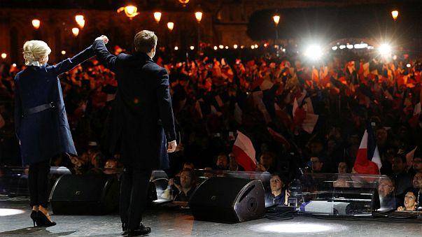 Emmanuel Macron: Vom Außenseiter zum französischen Präsidenten