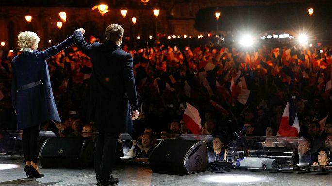 La marche di Macron è appena iniziata