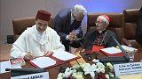 اتفاق مغربي باباوي لتفعيل الحوار بين الإسلام والمسيحية