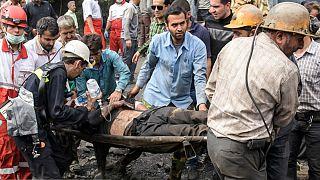 واکنش مقامات ایران به انفجار مرگبار در معدن زغال سنگ استان گلستان