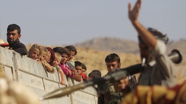 جمع آوری شواهد حقوقی از «جنایات» داعش علیه ایزدیان
