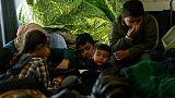 سيول اللاجئين.. ومصير مجهول للأطفال