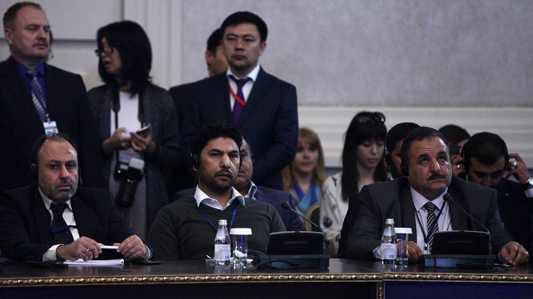Siria, opposizione rifiuta accordo di cessate il fuoco