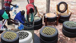 Au Sénégal, allier le beau à la protection de l'environnement