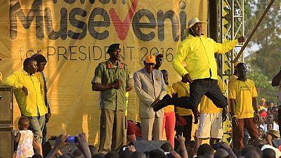 Ugandan President donates copies of his biography to public schools
