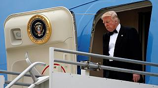 Trump to visit Middle East in first foreign trip