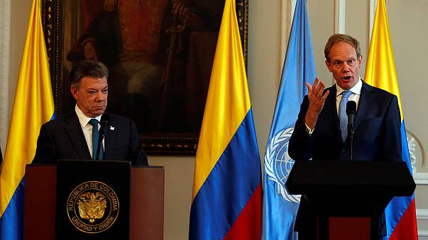 Funcionário da ONU sequestrado na Colômbia