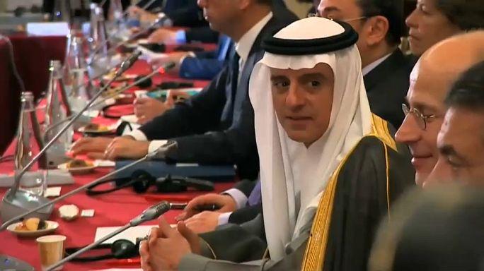 الجبير: زيارة ترامب للسعودية تؤكد محورية المملكة بالمنطقة