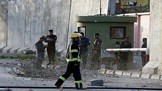 درگیری میان نیروهای افغانستان و پاکستان در منطقه مرزی اسپین بولداک