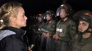 """Ocho países latinoamericanos condenan el """"excesivo uso de la fuerza"""" contra los manifestantes antigubernamentales en Venezuela"""